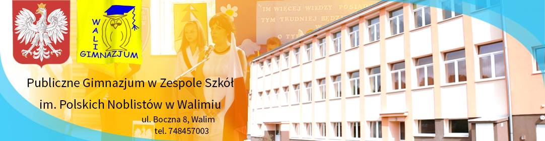 Publiczne Gimnazjum w Walimiu